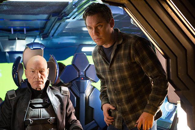 X-Men: Days of Futures Past, Bryan Singer, Patrick Stewart