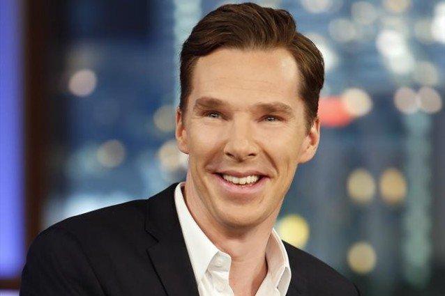 Benedict Cumberbatch, Jimmy Kimmel Live