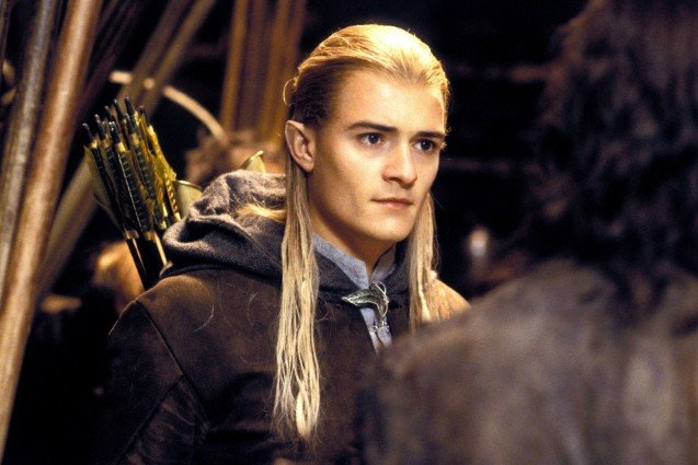 Orlando Bloom, Lord of the Rings: The Two Towers
