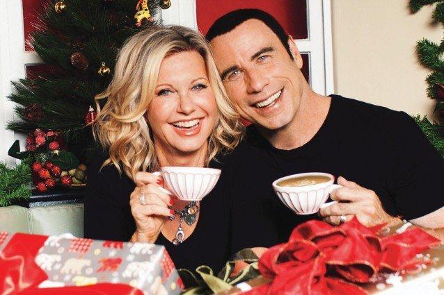 Olivia Newton-John, John Travolta, This Christmas
