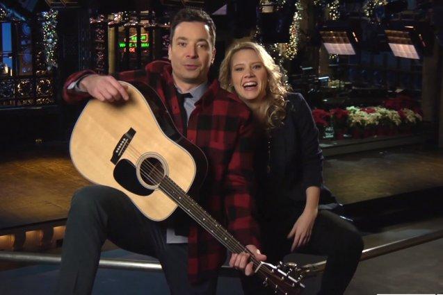 Jimmy Fallon, SNL Promo