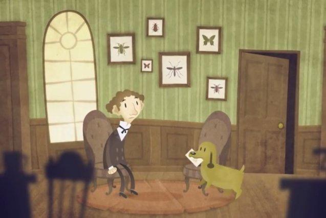 Franz Kafka Video Game