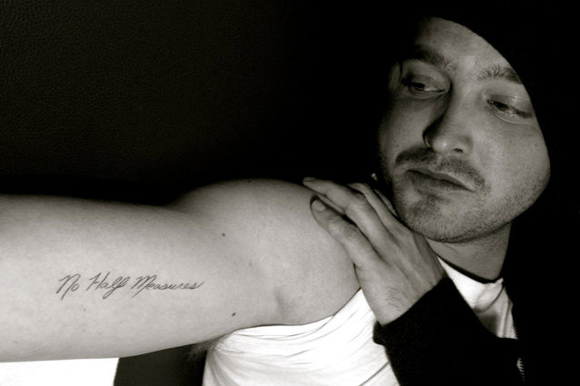 Aaron Paul, Tattoo