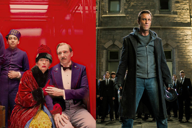 The Grand Budapest Hotel and I, Frankenstein