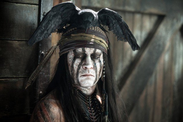 Johnny Depp, Lone Ranger