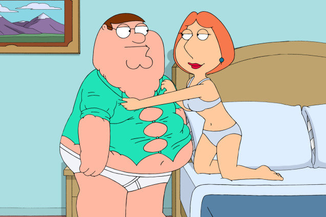 Arriverait faire family guy quagmire facking girls naked