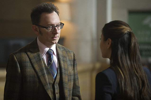 Michael Emerson, Person of Interest