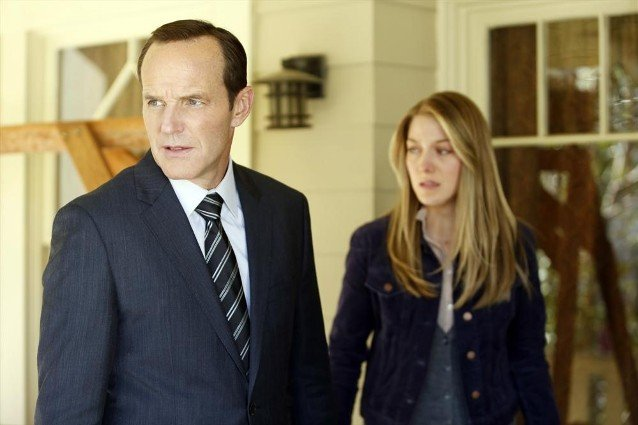 Clark Gregg, Agents of SHIELD