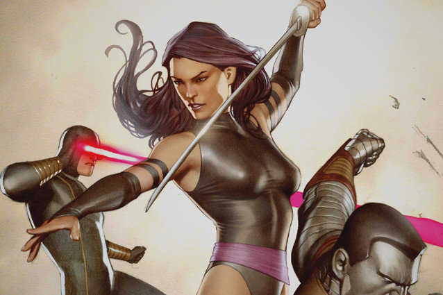 Psylocke, Marvel