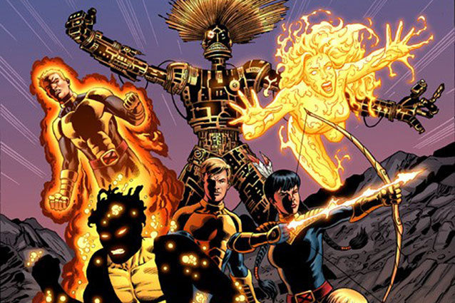 New Mutants, Marvel