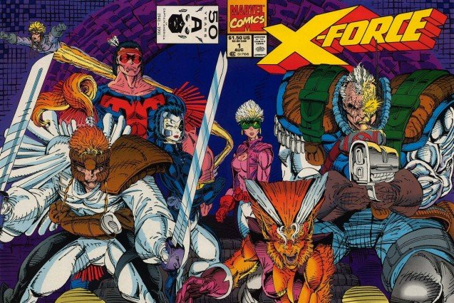 X-Force, Marvel