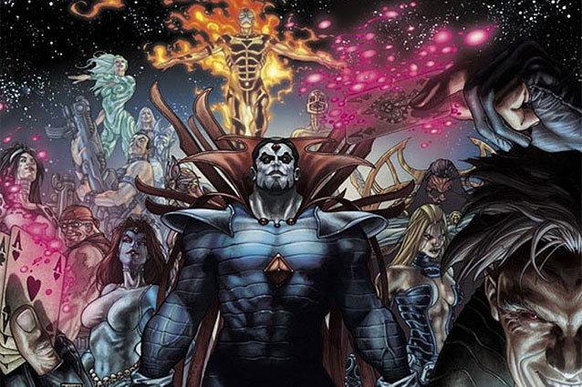 Mister Sinister, Mauraders, Marvel