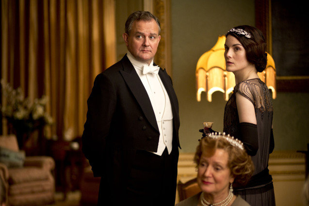 Downton Abbey, Season 4 Ep 2