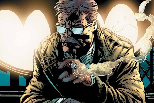 Commissioner James Gordon, Batman