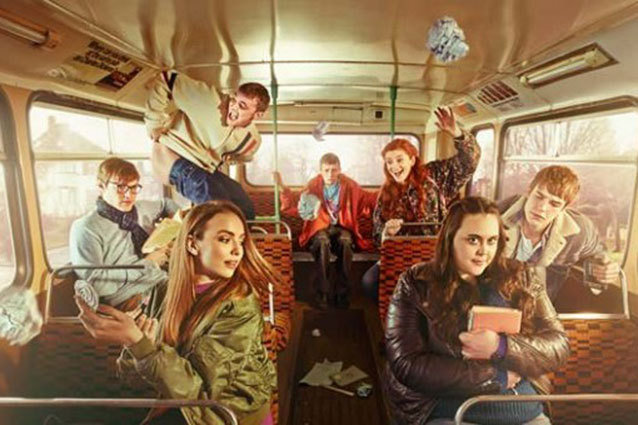 My Mad Fat Diary, Season 2