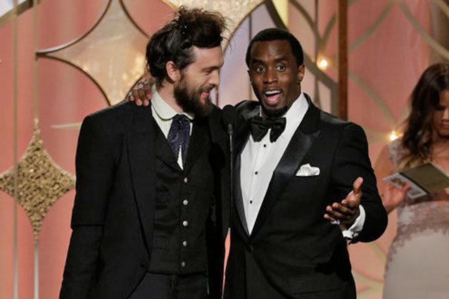 P. Diddy, Golden Globes