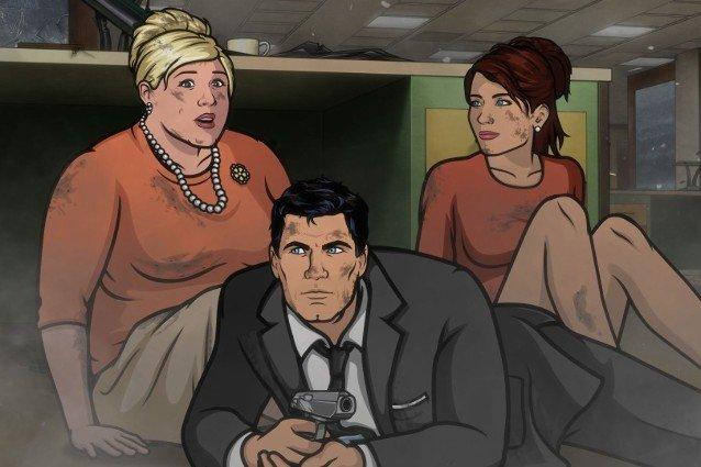 Archer, Season 5, Ep 1