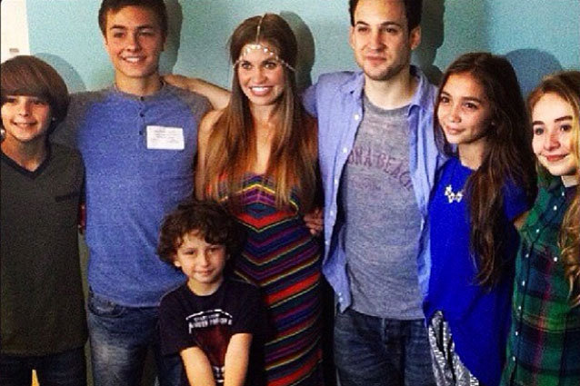 Ben Savage, Instagram, Girl Meets World cast