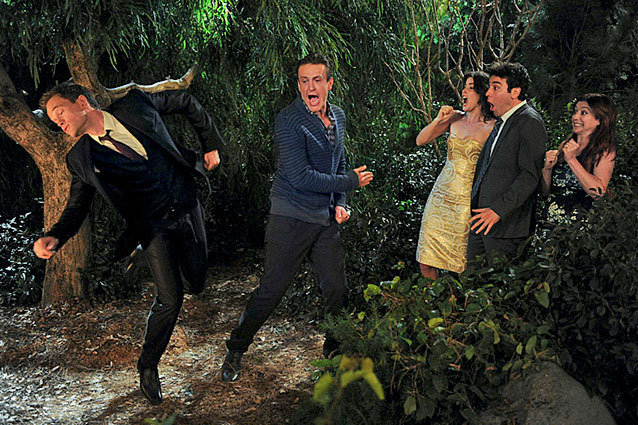 How I Met Your Mother, recap