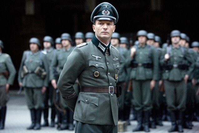 Thomas Kreschmann Is Cast As A Nazi For The 14th Time In