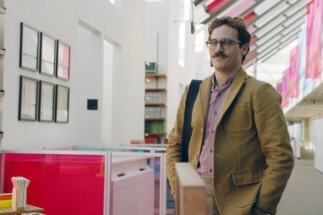 Joaquin Phoenix, Her