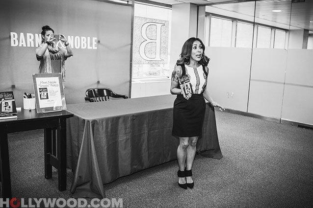 Nicole Polizzi Book Signing