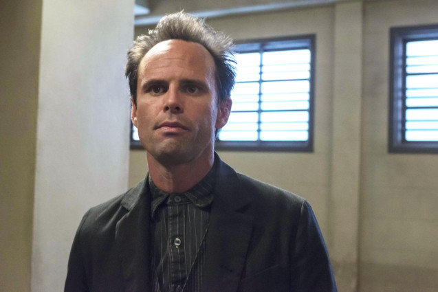 Walton Goggins, Justified