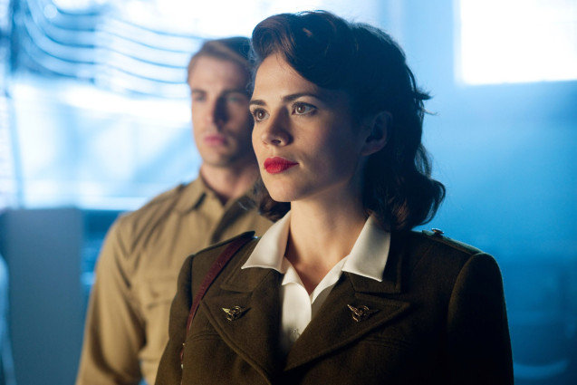 Hayley Atwell, Captain America
