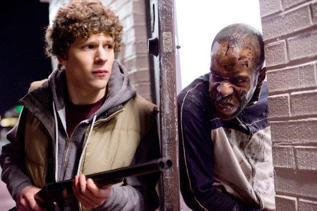 Zombieland, Jesse Eisenberg