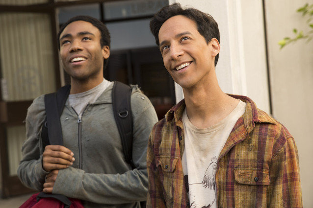 Community, Troy and Abed