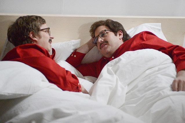 Saturday Night Live, Jonah Hill and Michael Cera 'Her' Parody