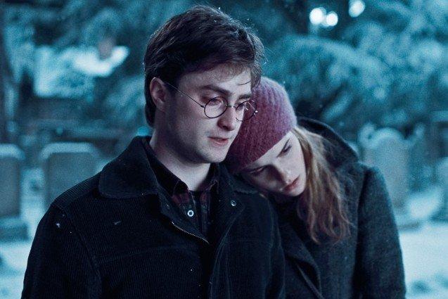 Daniel Radcliffe, Emma Watson, Deathly Hallows