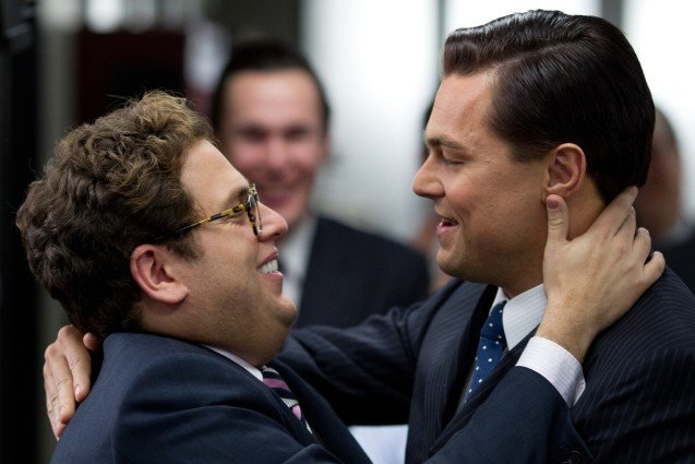 Leonardo DiCaprio, Jonah Hill, The Wolf of Wall Street