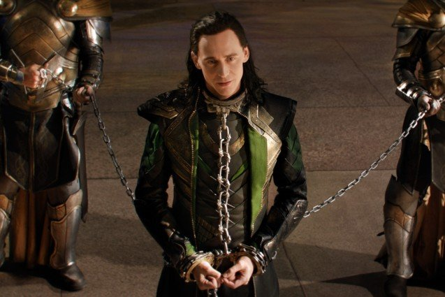 Tom Hiddleston, Thor: The Dark World