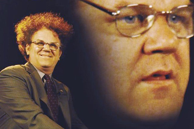 John C. Reilly, Check It Out! With Dr. Steve Brule