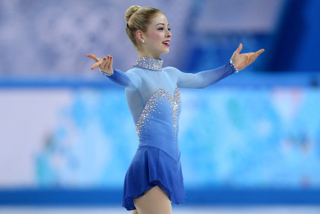 Gracie Gold, Figure Skating, 2014 Sochi Olympics