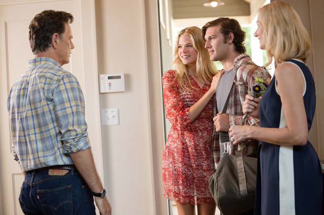 Endless Love, Bruce Greenwood, Gabriella Wilde, Alex Pettyfer, Joely Richardson