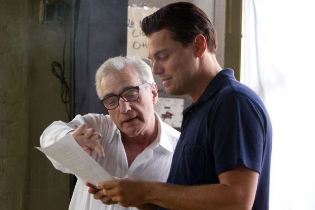 Martin Scorsese, The Wolf of Wall Street
