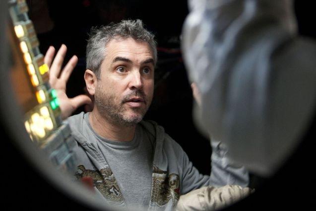 Alfonso Cuaron, Gravity