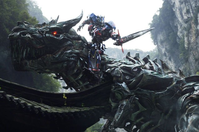 Transformers: Age of Extinction, Grimlock