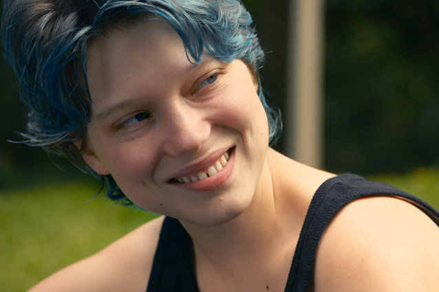 Blue Is The Warmest Color, Lea Seydoux