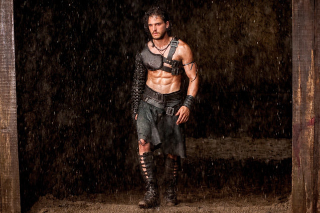 Kit Harington, Pompeii