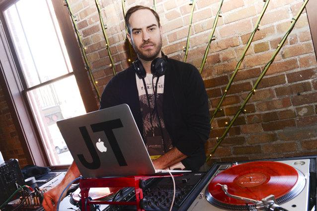 DJ Jeffrey Tonnesen