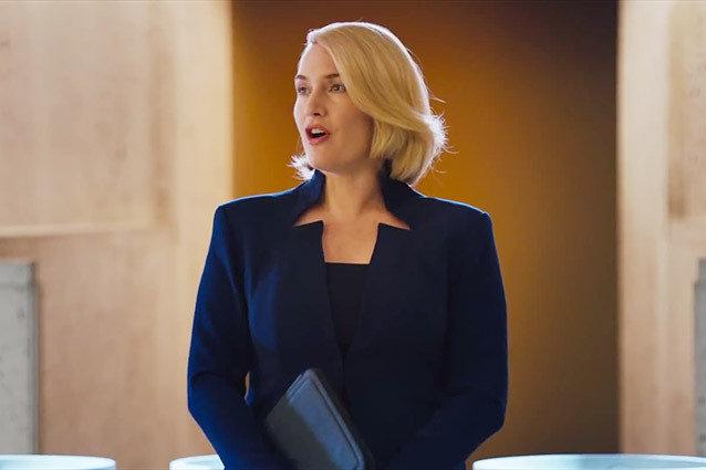 Divergent, Kate Winslet
