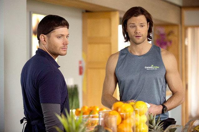 Supernatural, Jensen Ackles and Jared Padalecki