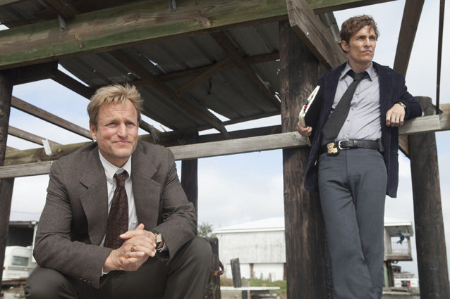 True Detective, Woody Harrelson and Matthew McConaughey
