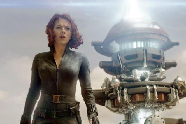 Black Widow, The Avengers