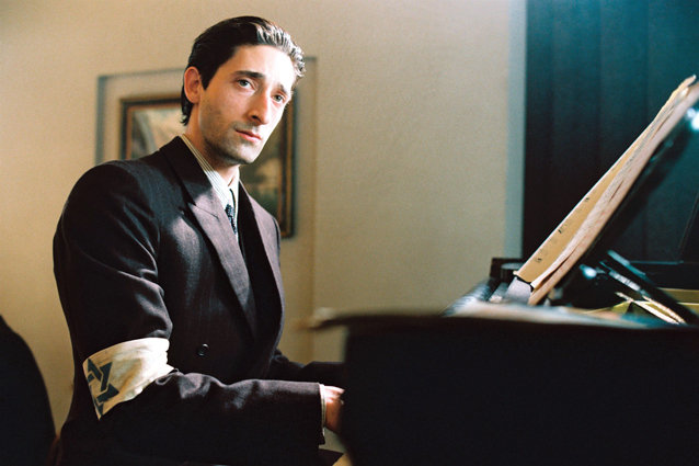 The Pianist, Adrien Brody