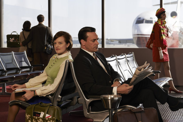 Mad Men, Season 7