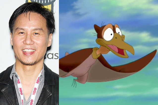 BD Wong, Jurassic World Dinosaur Casting